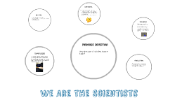 We Are the Scientists