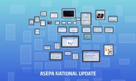 ASEPA UPDATE