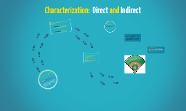 Copy of Characterization:  Direct and Indirect