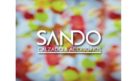 Presentación corporativa Sando 2016.