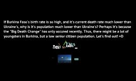 Ukraine & Burkina Faso