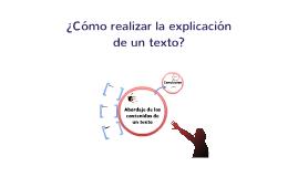 """Orientaciones de la actividad """"Lectura explicada del episodio 'Los molinos de viento' de 'El Quijote para niños' en 3°"""""""