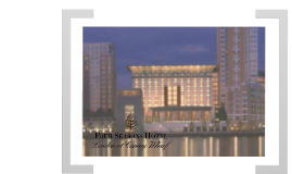Four Seasons Hotel London at Canary Wharf - Leisure