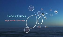 Honour Crimes