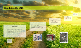 Bike-Friendly UNG