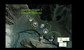 ABANICO ALUVILES Y CONOS DE DEYECCION