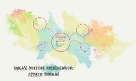 INdia's Culture Presentation: