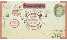 Relational Ethics