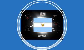 Spreekbeurt ARGENTINIË