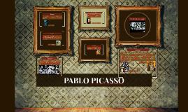Copy of PABLO PICASSO