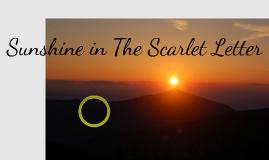 Sunshine in The Scarlet Letter