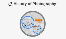 History of Digital Photography