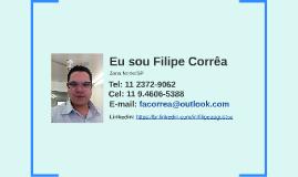 Eu sou Filipe Corrêa