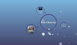 My Park Clean Up!