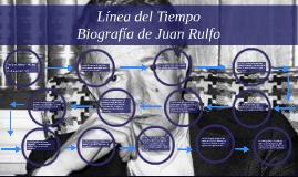 Línea del Tiempo - Biografía de Juan Rulfo