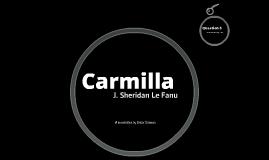 Carmilla - A Gothic Vampire Novella