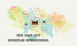 Fish Camp 2017