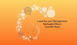Land Use and Management Project