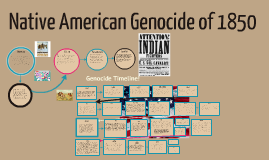 Native American Genocide by Nick Nama on Prezi