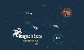 Dangers in space