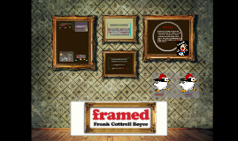 Copy of framed