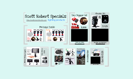Scott Robert Studio Specials