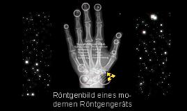 Copy of Radioaktivität in der Medizin