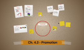 Ch. 4.3 - Promotion