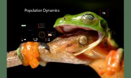 Predator Prey Relationships: Population Evolution