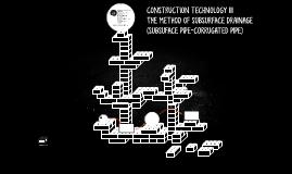 CONSTRUCTION TECHNOLOGY III