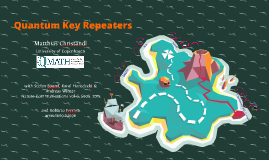 Quantum Key Repeaters
