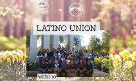 LU Week 10