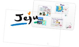 Copy of Jeju Ilha