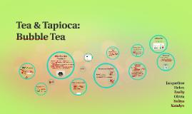 Copy of Bubble Tea Sales