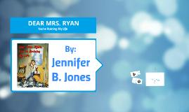 Dear Mrs. Ryan, You're Ruining My Life Book Talk