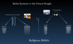 Belief Systems of the Forest People