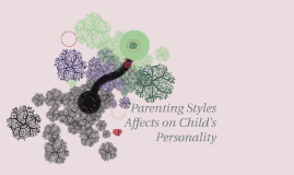 Parenting Styles Affects on Child's Personality