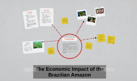 The Economic Impact of the Brazilian Amazon