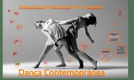 Copy of Dança Contemporânea