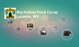 Big Hollow Food Co-op