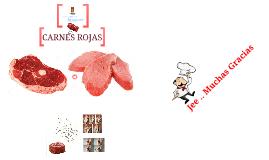Terminos de cocción de la Carne roja