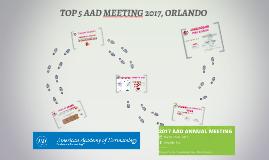 TOP 5 AAD 2017 ORLANDOMARÍA FERNANDA ORDÓÑEZ RUBIANO