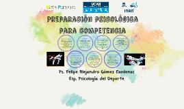 Preparación psicológica para competencia
