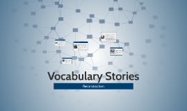 Vocabulary Stories
