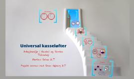 Kasseløfter Projekt