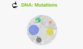DNA: Mutations