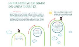 Copy of PRESUPUESTO DE MANO DE OBRA DIRECTA