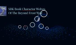 SBK Book Charector