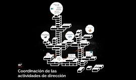 Copy of coordinacion de las actividades de direccion
