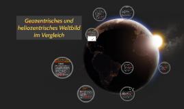 Copy of Copy of Geozentrisches und heliozentrisches Weltbild im Vergleich